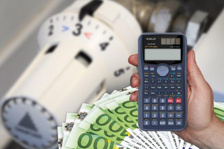 Kostenersparnis durch Energieeinsparung